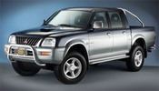 1997 - 2002 MITSUBISHI L-200 WORKSHOP REPAIR MANUAL