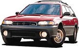 1998 SUBARU LEGACY OUTBACK FACTORY SERVICE REPAIR MANUAL