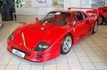 1992 FERRARI F40 SERVICE REPAIR MANUAL