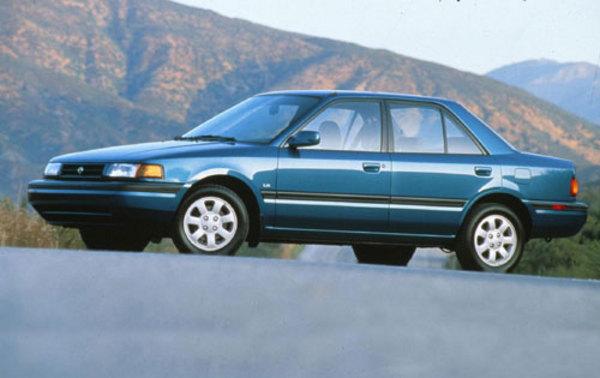 Product picture 1992 MAZDA PROTEGE / 323 FACTORY SERVICE REPAIR MANUAL