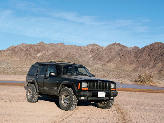 Product picture 1994 JEEP CHEROKEE XJ FACTORY ELECTRONIC SERVICE MANUAL