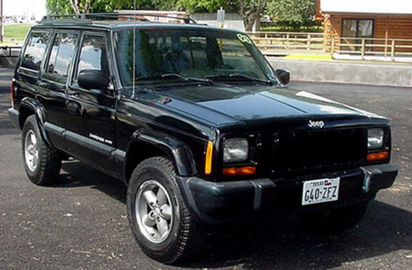 Product picture 1999 JEEP CHEROKEE XJ ELECTRONIC SERVICE MANUAL