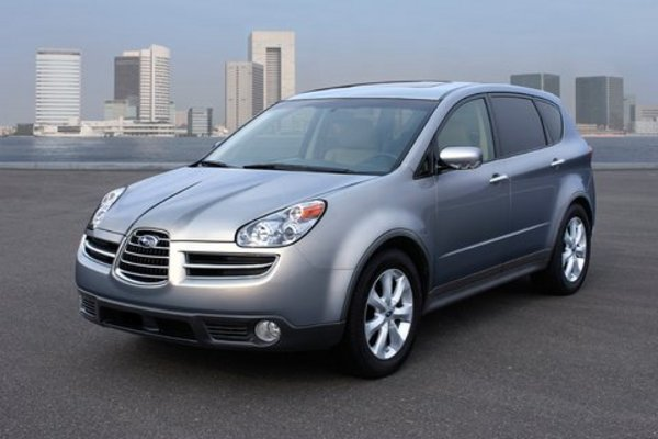 Product picture 2006 SUBARU B9 TRIBECA COMPLETE FACTORY SERVICE MANUAL